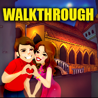 Ancient Palace Lovers Rescue Walkthrough