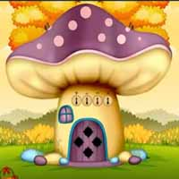 Boy Escape From Mushroom House