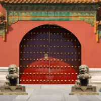 Buddhist Temple Escape