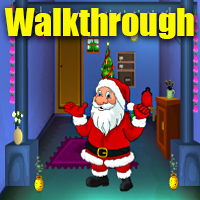 Christmas Celebration Escape Walkthrough