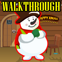 Christmas Festival Escape Walkthrough
