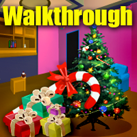 Christmas Funny Escape Walkthrough