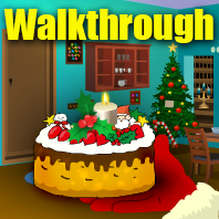 Christmas Holiday Escape Walkthrough