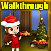 Christmas Home Escape Walkthrough