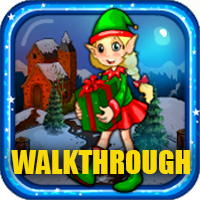 Christmas Party Girl Escape Walkthrough