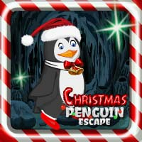 Christmas Penguin Escape