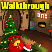 Christmas Santa Room Escape Walkthrough