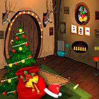 Christmas Santa Room Escape