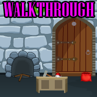 Christmas Stone Room Escape Walkthrough