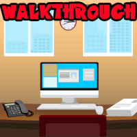 Corporate Office Escape Walkthrough
