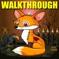 Corsac Fox Escape Walkthrough