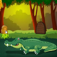 Crocodile Forest Escape