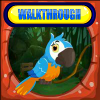 Cursed Bird Rescue Walkthrough