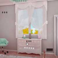 Cute Girl Pink Room Escape