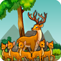 Deer Adventure Escape