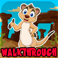 Desert Mongoose Escape Walkthrough
