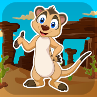 Desert Mongoose Escape
