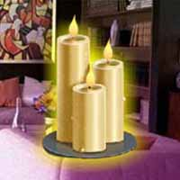Easter Candle House Escape
