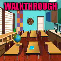 Escape From Classroom Walkthrough