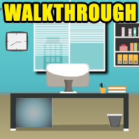 Escape From Office Room Walkthrough