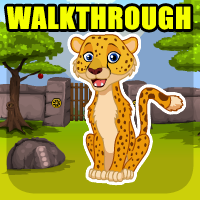 Fastest Cheetah Escape Walkthrough1