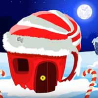 Find Santa Mask Escape