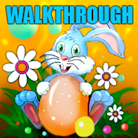G4E Easter House Escape Walkthrough