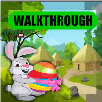 G4E Easter Village Escape Walkthrough