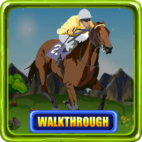 G4E Horse Form House Escape Walkthrough