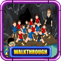 G4E Thailand Cave Rescue Walkthrough