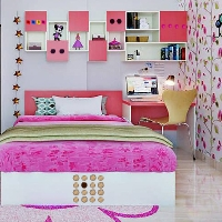 GFG Teenage Girl Bedroom Escape
