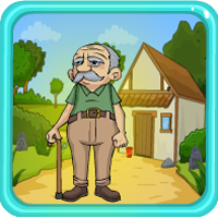 Grandpa Farm House Escape
