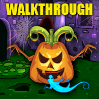 Halloween Dark Night Escape Walkthrough