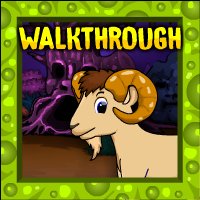 Halloween Pygmy Goat Escape Walkthrough