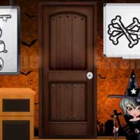 Halloween Room Escape 11