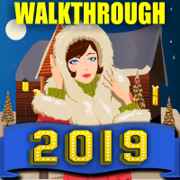 Happy New Year 2019 Walkthrough