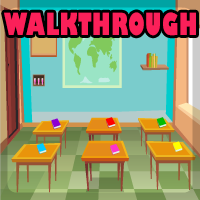 High School Escape Walkthrough