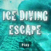Ice Diving Escape