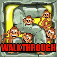 Jungle Monkey Rescue Walkthrough