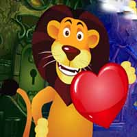 Lion Love Escape