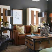 Living Gray Room Fun Escape