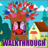 Love Birds Rescue Walkthrough