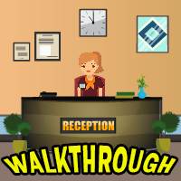 Office Reception Escape Walkthrough