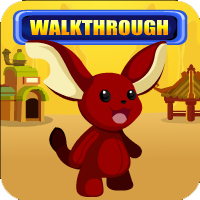 Red Bunny Rescue Walkthrough