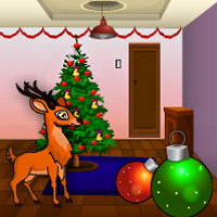 Reindeer House Escape