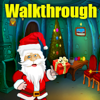 Santa Claus Home Escape Walkthrough