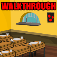 School Cateen Escape Walkthrough