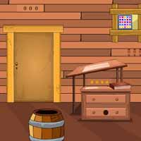 Single Wooden Room Escape