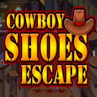 Sivi Cow Boy Shoe Escape