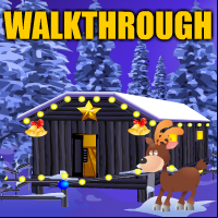 Snow Deer Rescue Walkthrough